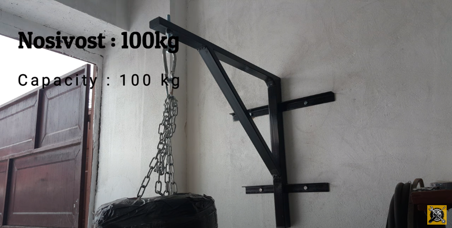 Outdoor Heavy Bag Stand