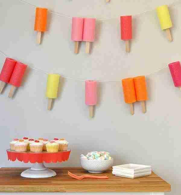DIY Popsicle Stick Decor