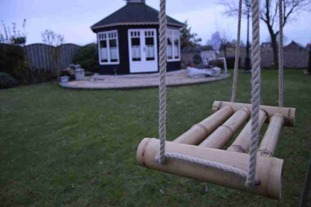 DIY Backyard Swing Plans