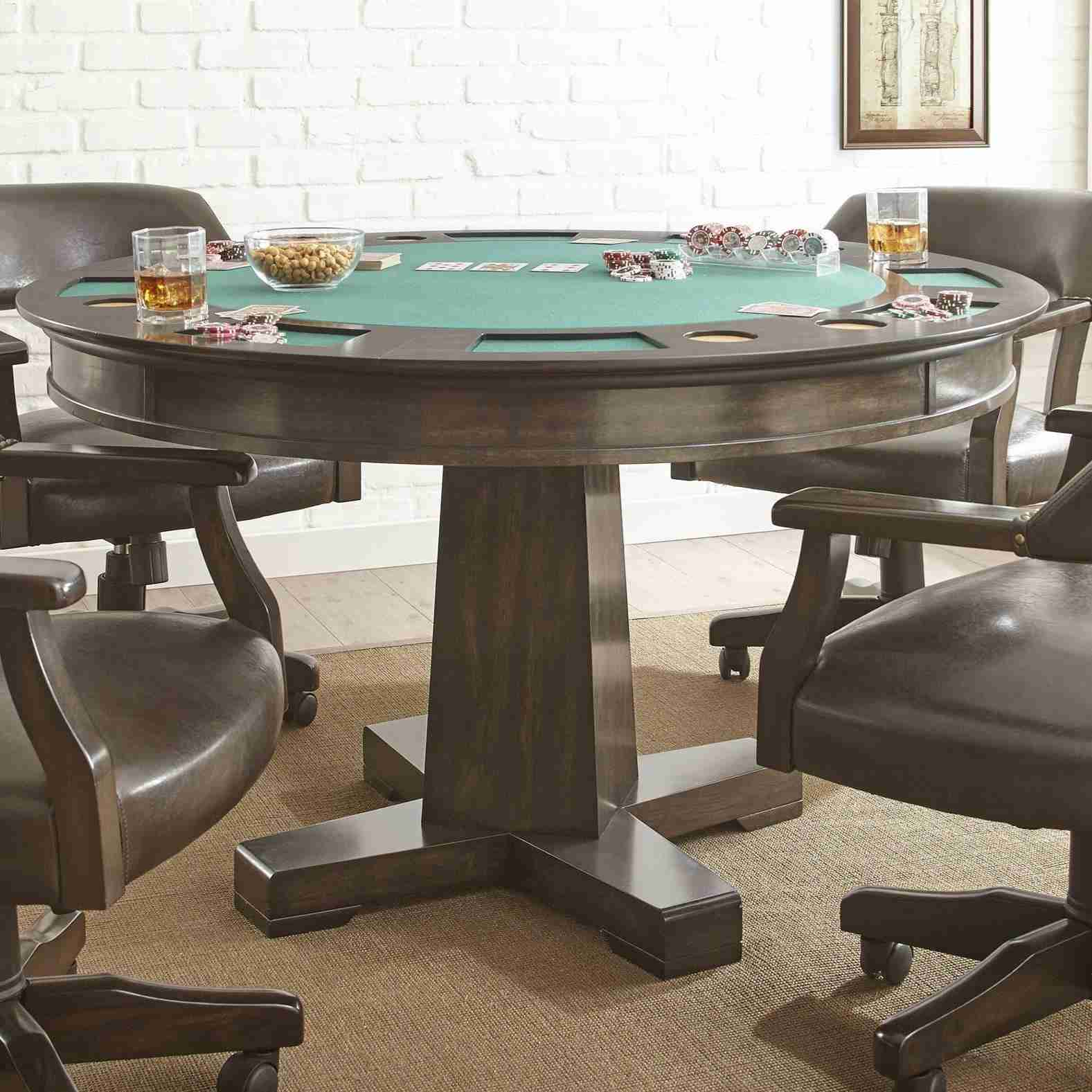 DIY Game Table Plans